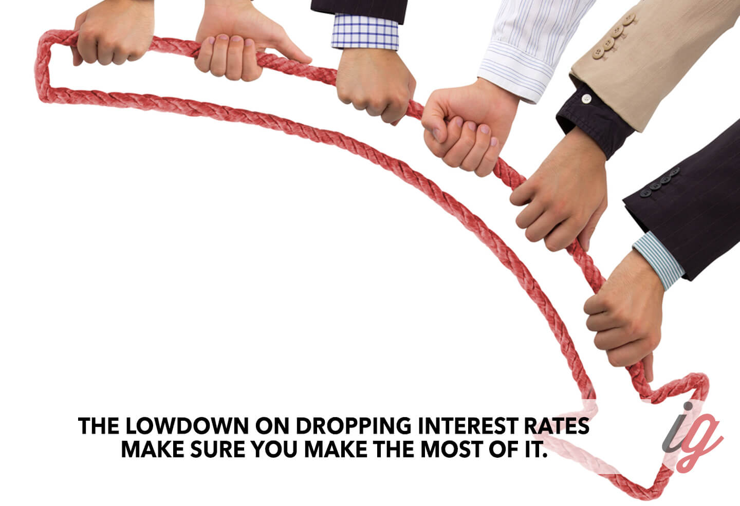 Interest rate lowdown
