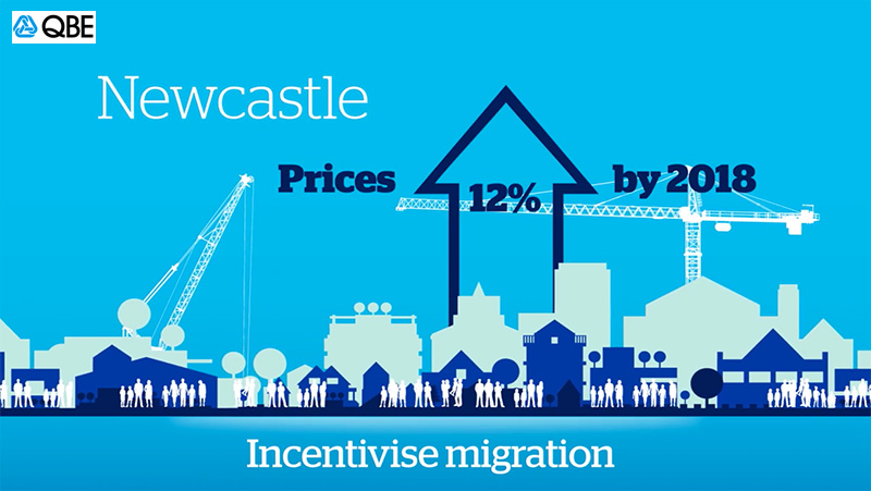 why property buyers are heading to Newcastle